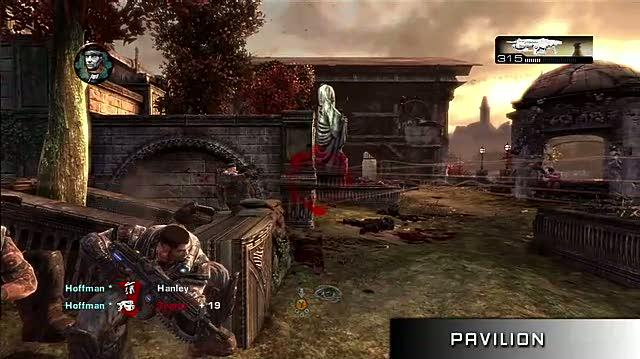 Gears of War 2 Xbox 360 Video - IGN Montage New Maps
