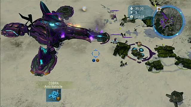 Halo Wars Xbox 360 Feature-Commentary - Intro Demo