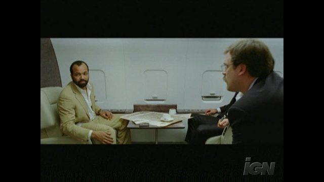 Quantum of Solace Movie Interview - Michael G. Wilson