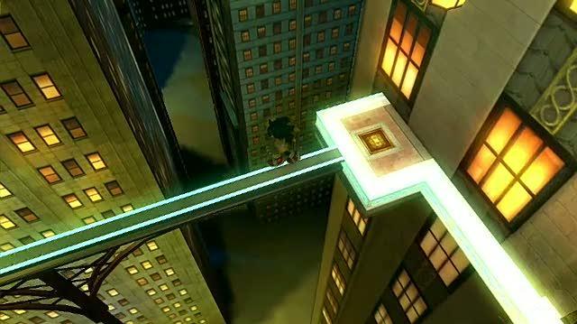 Sonic Unleashed Xbox 360 Trailer - Empire City Trailer
