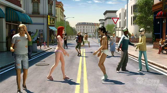 The Sims 3 PC Games Clip-Commercial - Your the Creator