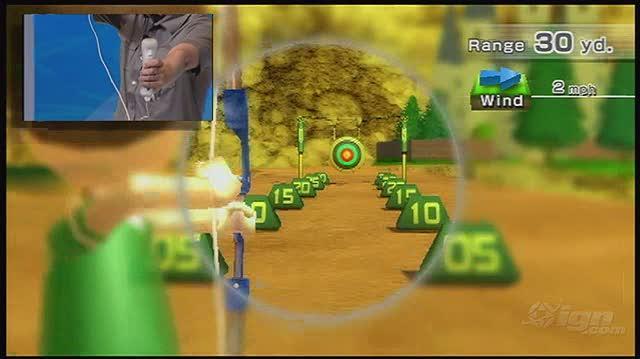 Wii Sports Resort Nintendo Wii Clip-Press Conference - E3 2009 Demo Part 2