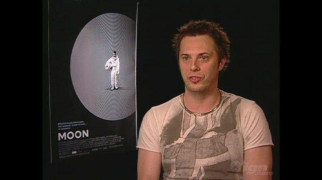 Moon Movie Interview - Duncan Jones