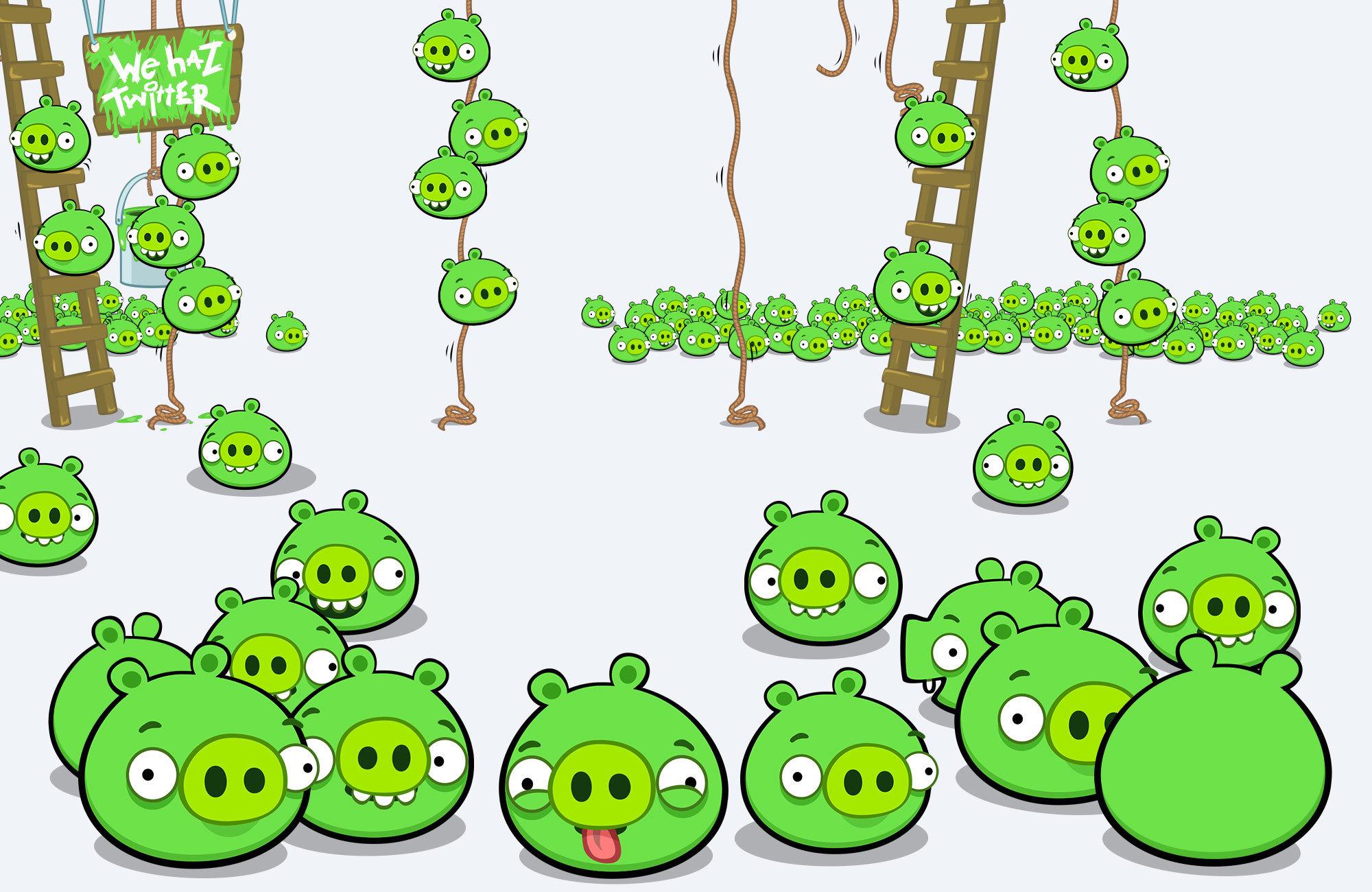 TalkBad Piggies Angry Birds Wiki