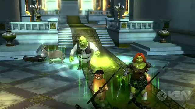 Shrek Forever After Xbox 360 Trailer - Launch Trailer
