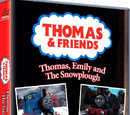 Thomas, Emily and the Snowplough (Indian DVD)