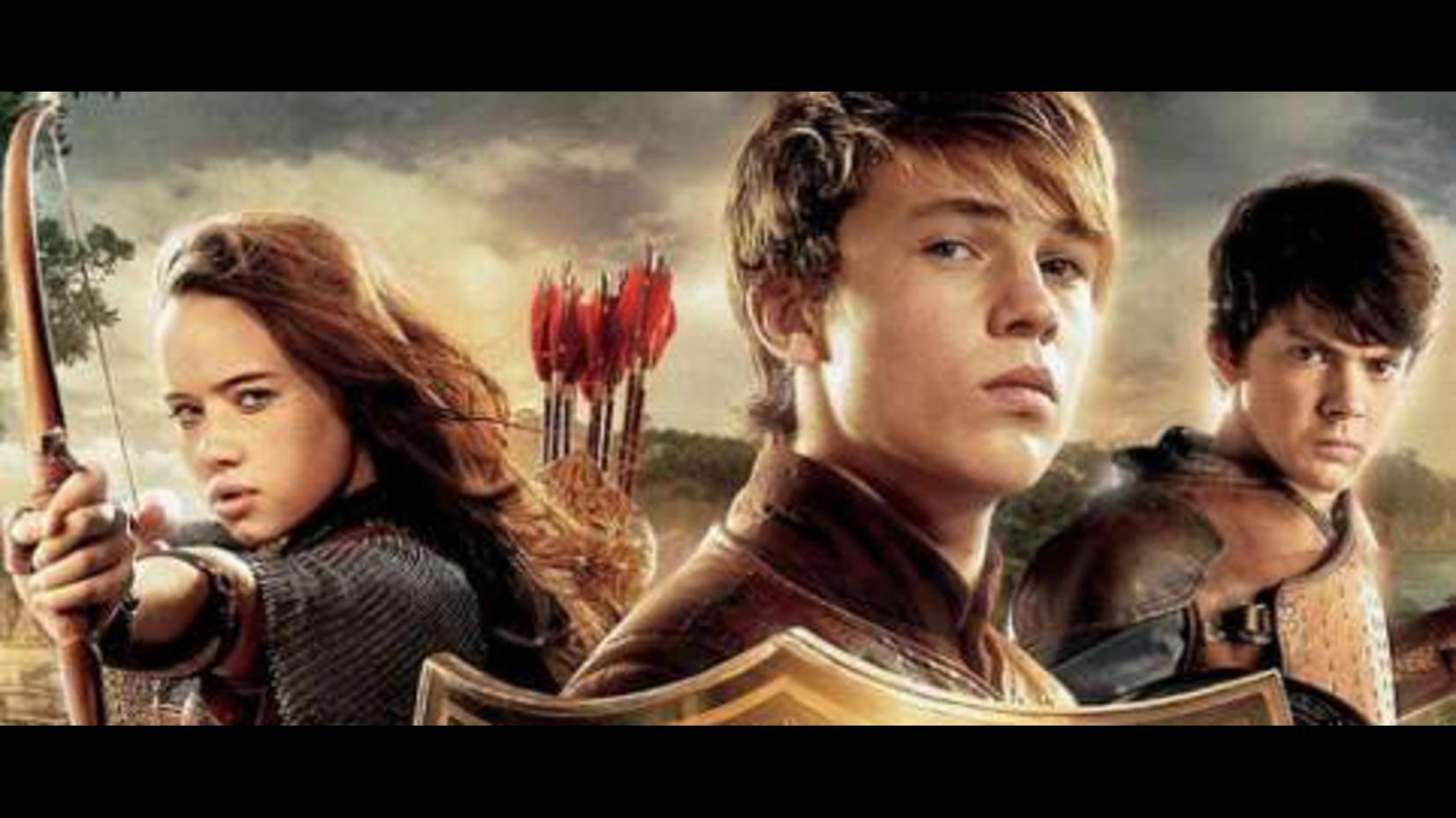 The Chronicles of Narnia The Voyage of the Dawn Treader - Trailer 2