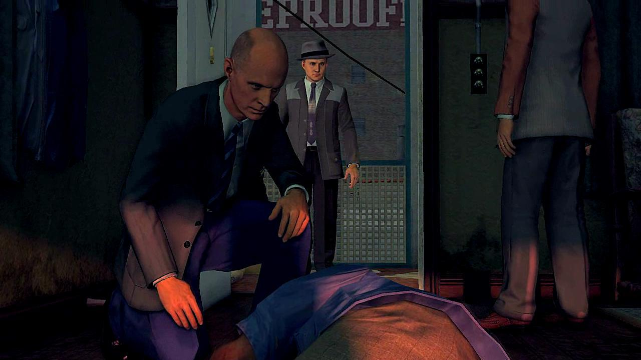 L.A. Noire - Gameplay Series Investigation and Interrogation