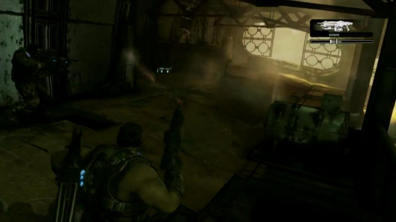 E3 2011 IGN Live - Gears of War 3