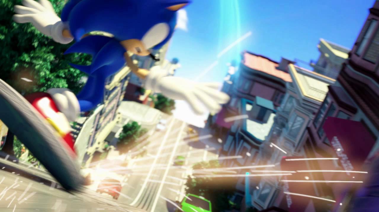 E3 2011 Sonic Generations Trailer