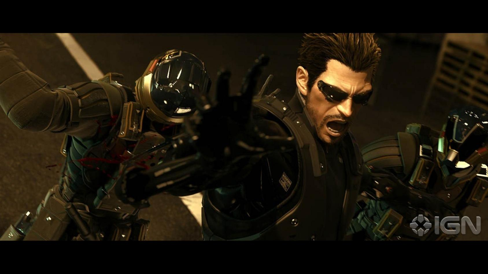 "Deus Ex Human Revolution ""Classified"" Video"