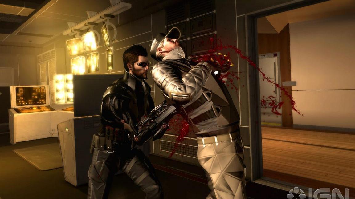 Deus Ex Human Revolution - Developer Livestream