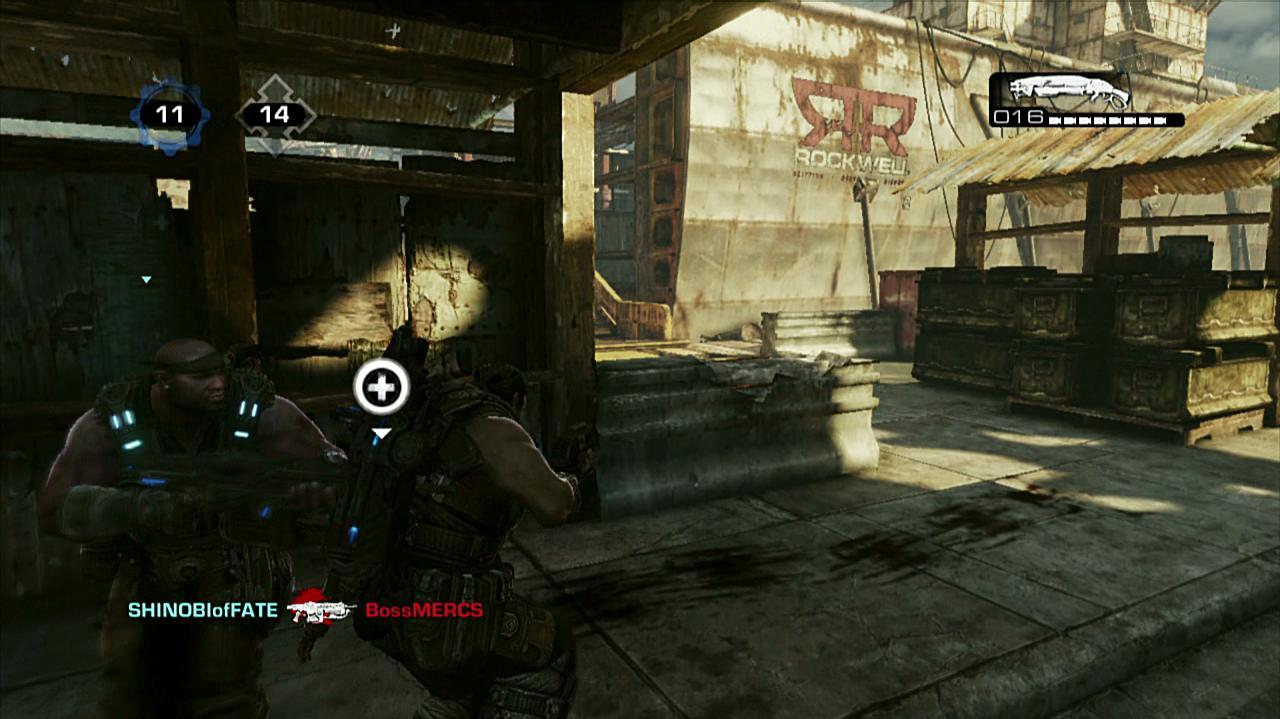 Gears of War 3 Team Deathmatch Bonanza