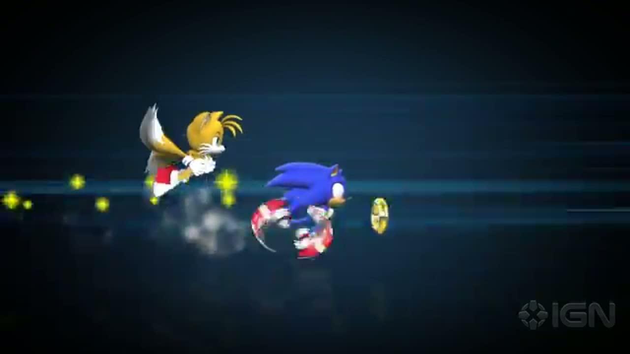Sonic the Hedgehog 4 Episode II - Reunited Trailer