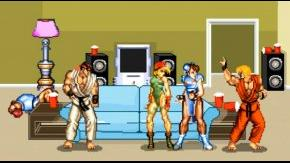 Dorkly Bits Ken Wants to be Ryu