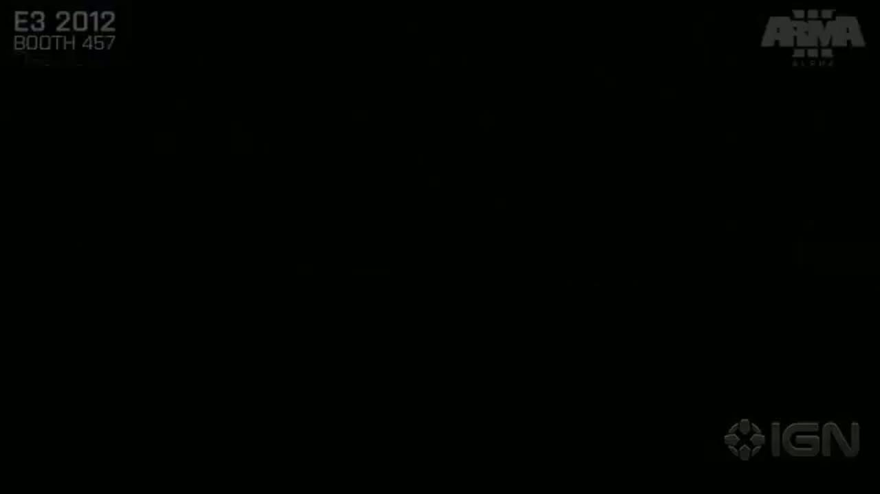Arma 3 - Sneak Preview Trailer - E3 2012