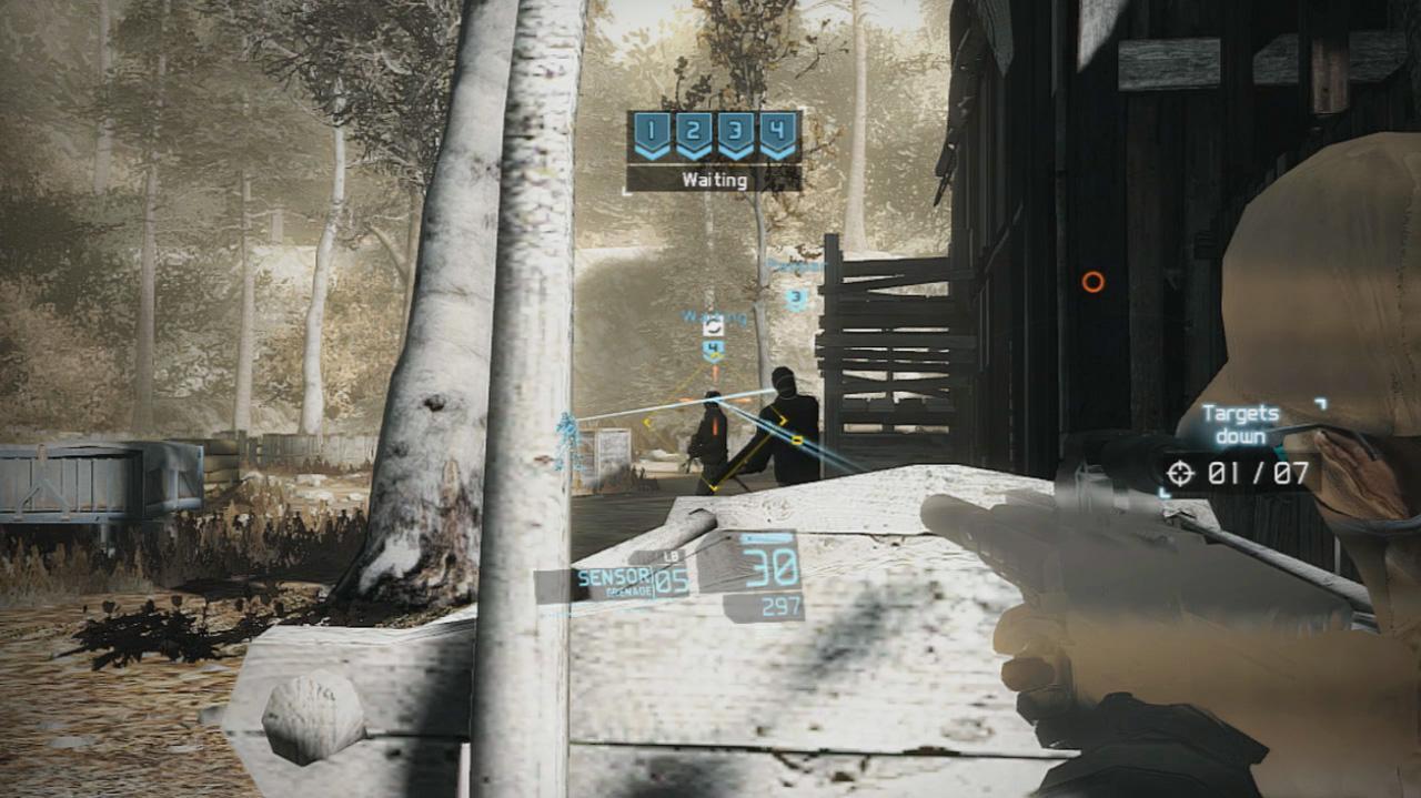 Ghost Recon Future Soldier - Grigoryev - Gameplay