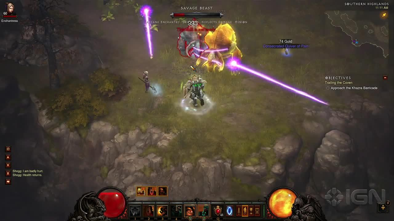 Command Prompt Ep. 3 Diablo III, The Binding of Isaac and Source Filmmaker