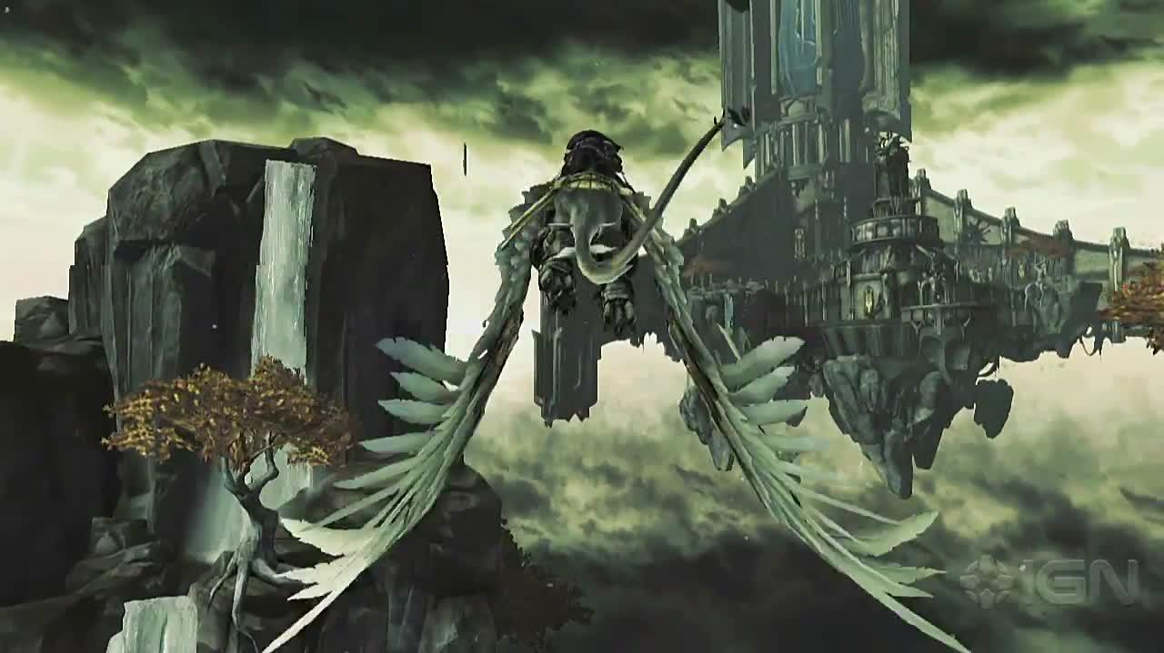 Darksiders 2- World Tour (Part Three) The Angel Realm