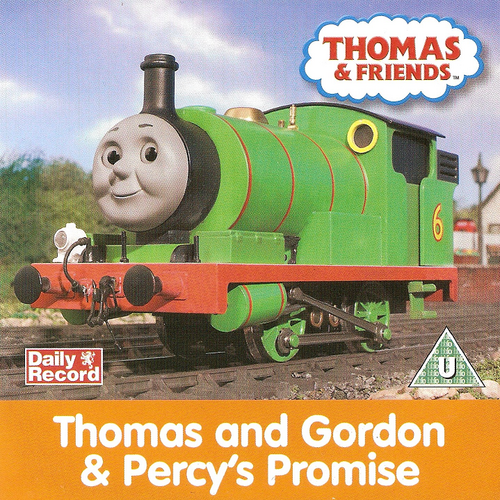 Thomas And Gordon/Percy's Promise