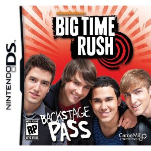 Big Time Rush: Backstage Pass