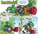 Bad Piggies Comic