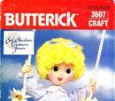 Butterick 3607 A