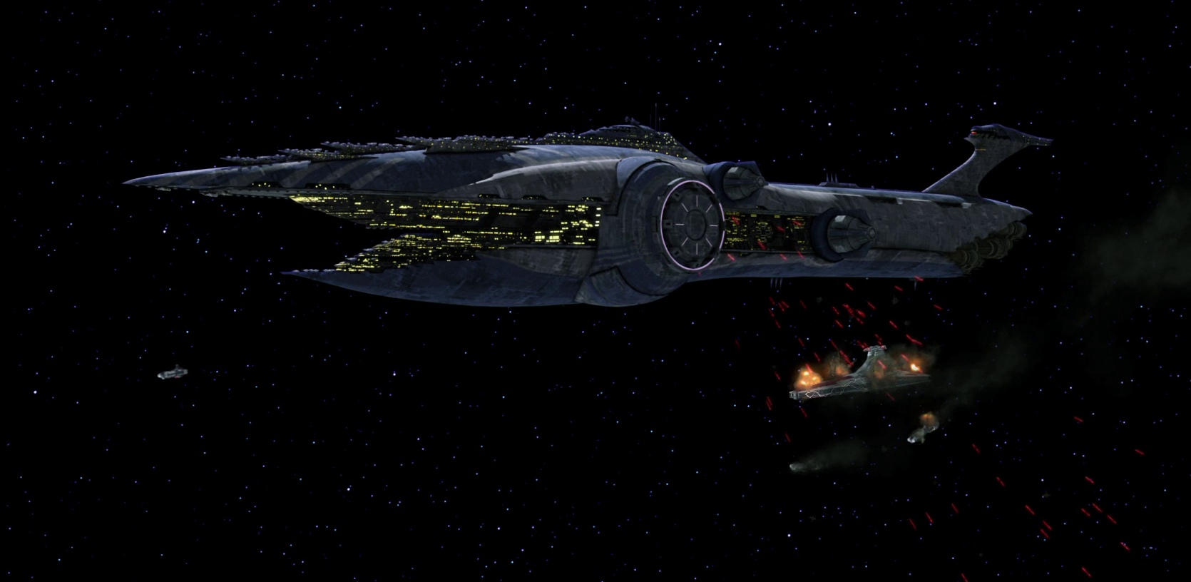 Battle Of The Ryndellia System Wookieepedia The Star