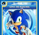 Sonic the Hedgehog Online Trading Cards