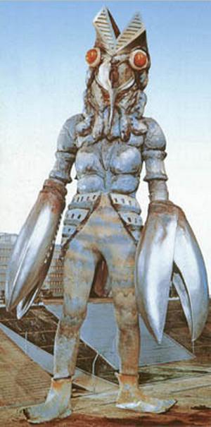 Alien Baltan in UltramanUltraman Monsters List