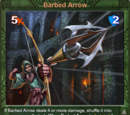 Barbed Arrow