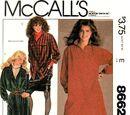 McCall's 8662 A