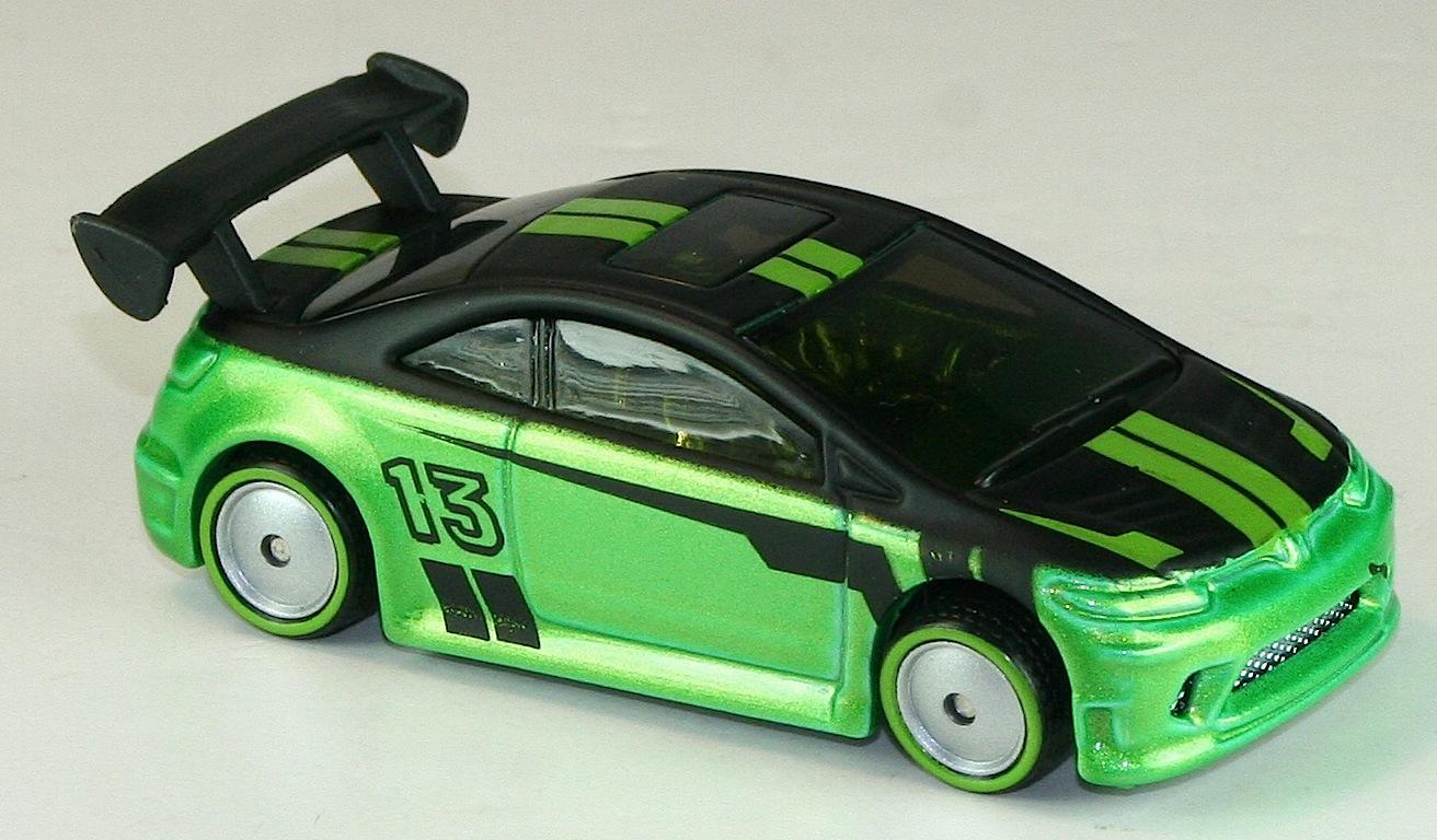 2012 Hwb Hondacivicsi Green