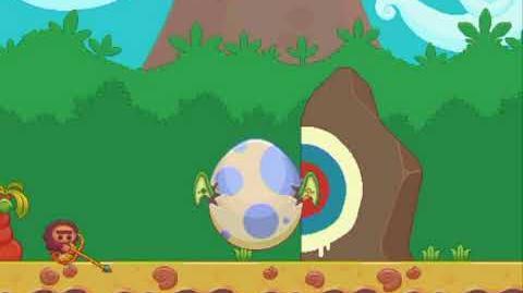 Egg arrows