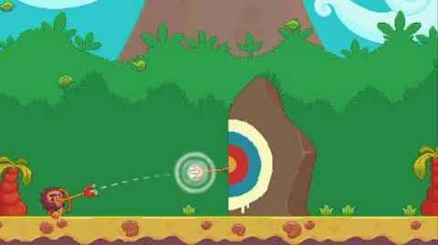 Magnet arrows