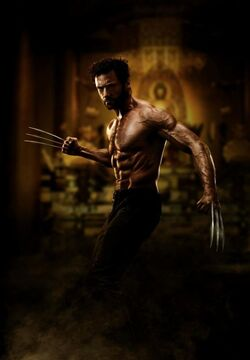 James Howlett (Earth-10005) from The Wolverine (film) promo art