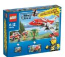 66426 City Forest Fire Super Pack 3 in 1