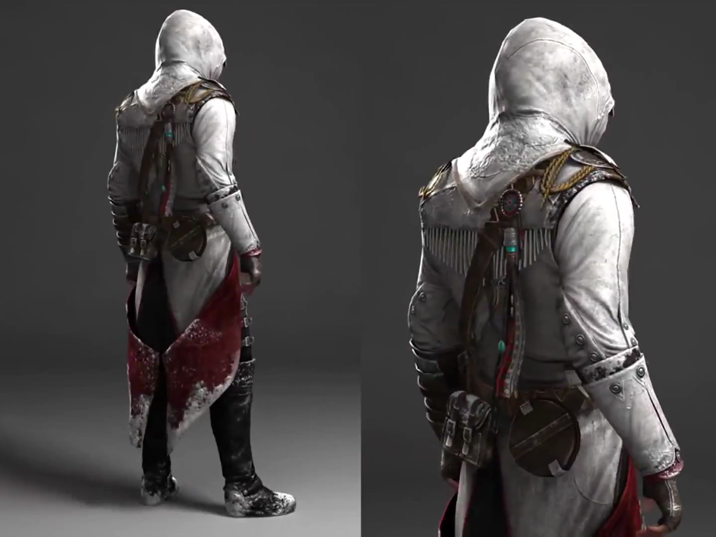 Connor Kenway Alternate Outfits on Connor Kenways Outfit