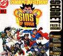 Young Justice: Sins of Youth Secret Files and Origins Vol 1 1