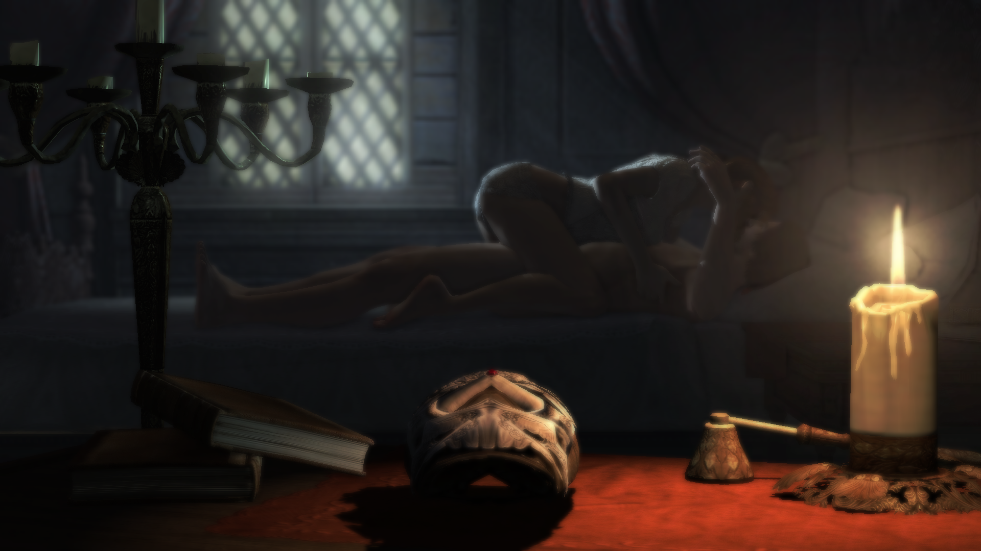 Assassin's creed brotherhood nude girl naked virgin
