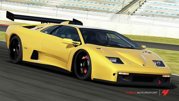 Ss Monte Carlo >> 1999 Diablo GTR - Forza Motorsport 4 Wiki