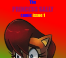The Princess Sally comic issue 1