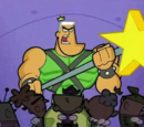 Jorgen Von Strangle Jr.