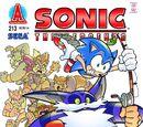 Archie Sonic the Hedgehog Ausgabe 213