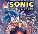 Archie Sonic the Hedgehog Ausgabe 214