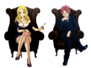 Lucy and Natsu (Fantasia) 01.png