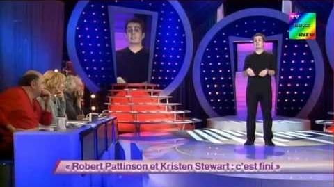 Robert Pattinson et Kristen Stewart : c'est fini
