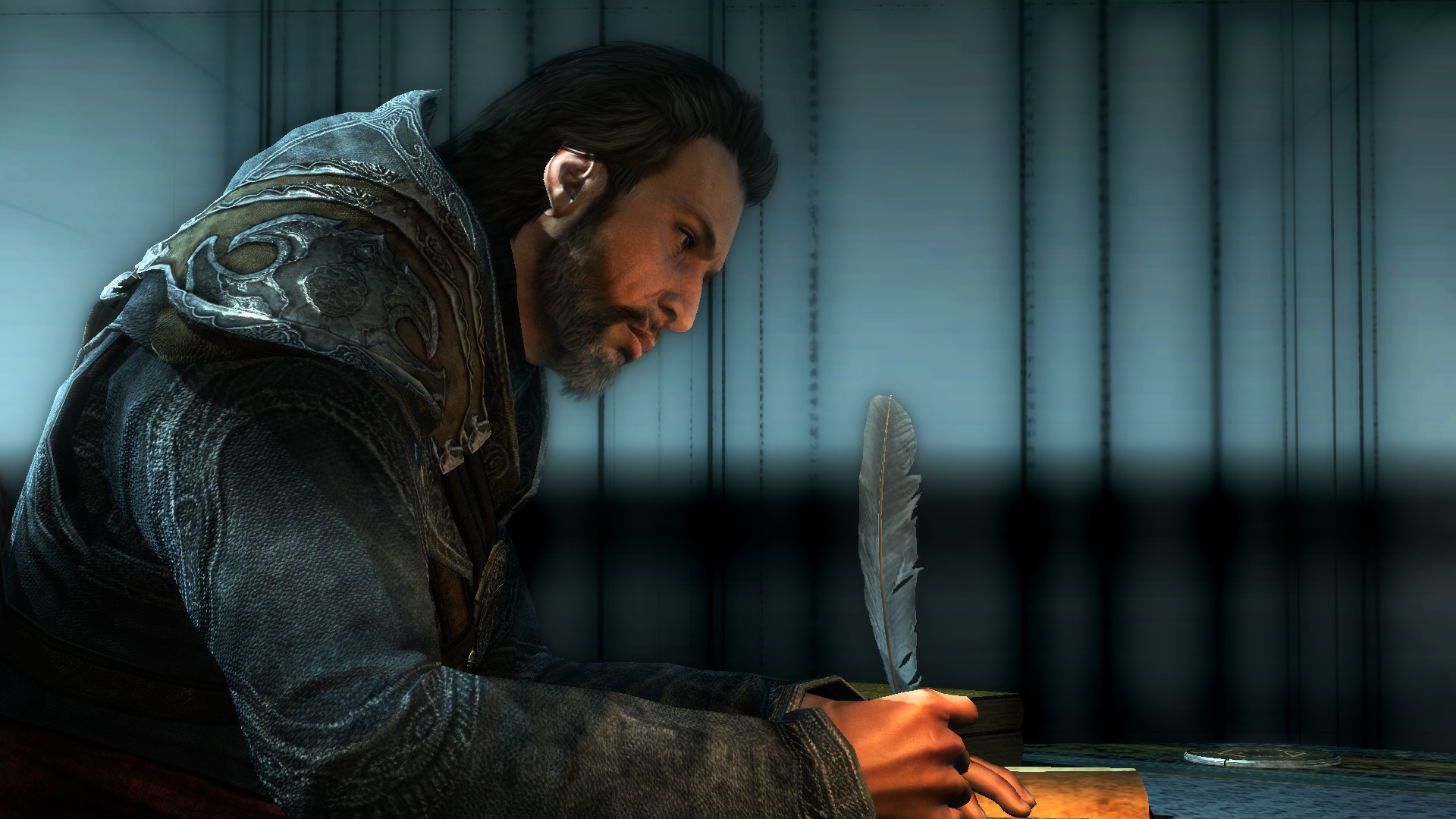 Ezio Auditore Revelations Face