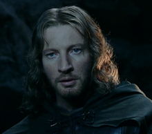 Faramir in Two Towers