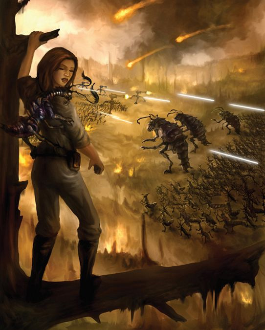 The Swarm War (Star Wars: Dark Nest, Book 3) by Troy Denning